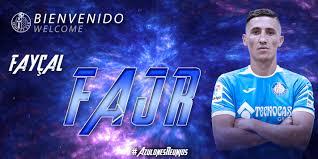 Officiel : Faycal Fajr quitte Caen pour Getafe -