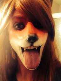 fox makeup tutorial saubhaya