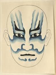 kabuki makeup of an meaning saubhaya
