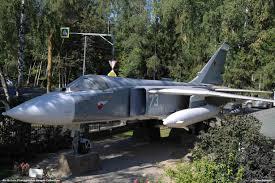 Aviation Photographs Of Sukhoi Su 24 Fencer Abpic