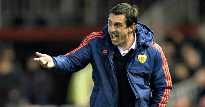 Image result for Gary Neville coach""
