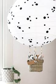 Diy Home Ikea Hack Diy Balloon Lamp For The Kids Room By Hacking Regolit From Ikea Luft Make Calm Lovely