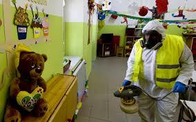 Coronavirus, a Napoli igienizzazione e sanificazione in 500 scuole ...