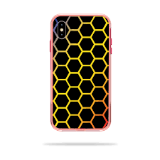 Skin For Lifeproof Slam Iphone Xs Max Case Primary Honeycomb Protective Durable And Unique Vinyl Decal Wrap Cover Easy To Apply Remove And Change Styles Walmart Com Walmart Com