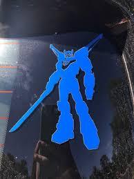 Voltron Car Sticker Voltron Amino