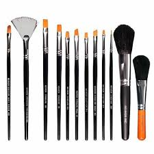 seline makeup brush deluxe mehron