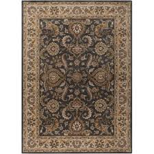 dvorak charcoalivory area rug rug size