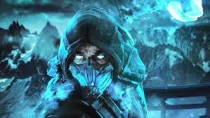 mortal kombat 11 sub zero wallpapers