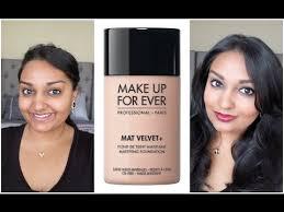 makeup forever matte 65