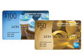 ing gift cards or reward cards for