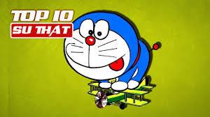Top 10 Sự Thật - Doraemon - YouTube