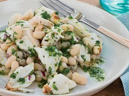 Crab Salad with Mint Oil Recipe - Mario ...
