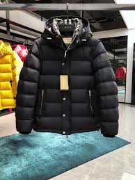 burberry black jacket billionairemart