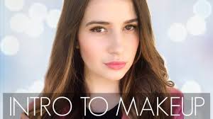 how to put on makeup for beginners
