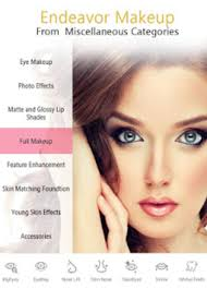 magic selfie makeup camera photo editor