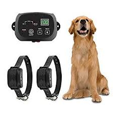 Covono Underground Pet Containment System Electric Dog Fence In Ground Aboveground Installation Waterproof Rechargeable Collar Static Tone Correction Support 1 Pet Containment Systems Wireless Dog Fence Dog Fence
