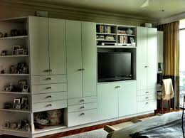 master built ins modern bedroom