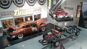 Car museum programs focus on Preston Tucker and his cars
