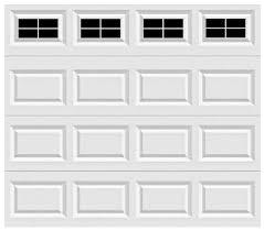 Craftsman Style Faux Window Garage Door Vinyl Decals Garage Door Window Decals Com
