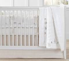 sweet animal baby bedding crib