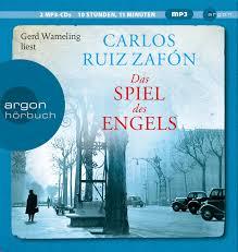 Das Spiel des Engels: Carlos Ruiz Zafón: 9783839893258: Amazon.com ...