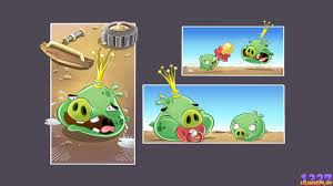 Angry Birds Go - KING PIG Campaign - YouTube