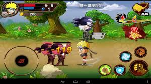 Naruto Shippuden RPG ( Android Game ) and This Offline Game - YouTube