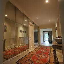 large antique mirror glass panels