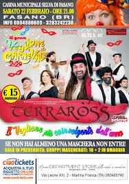 Il più bel Veglione del Carnevale 2020 in Puglia