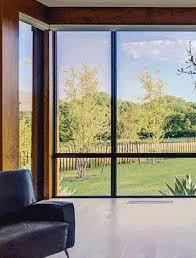 series 600 sliding glass door western