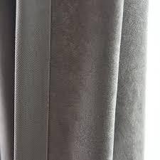 faux linen room darkening curtains