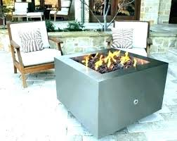 outdoor propane gas fire pit kits