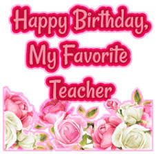 birthday wishes for teacher quotes greeting card telecharger