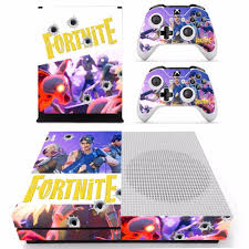 Fortnite Theme Skin Sticker Decal For Xbox One Slim