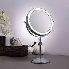 kang 8 inch lifting makeup mirror for