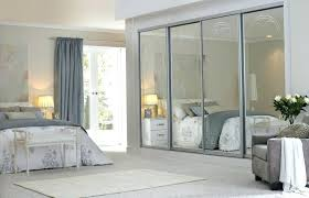 mirrored closet doors sliding hardware