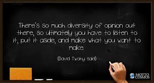 david twohy said quotes motto cosmos