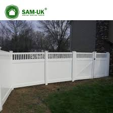 China 6 X 8 Veranda Vinyl Pvc Privacy Fencing With Top Picket China Tongue And Groove Vinyl Private Fence White Vinyl Privacy Fence