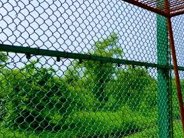 G I Chain Link Fencing At The Best Price Chain Link Fencing Manufacturers In India