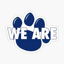We Are Penn State Stickers Redbubble