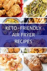 easy healthy keto air fryer recipes