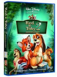 Red E Toby Nemiciamici 2 - Jim Kammerud - Mondadori Store