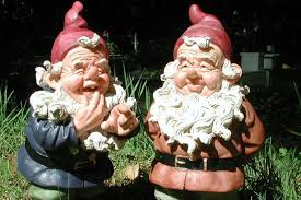 is the garden gnome dying out huge