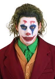 joaquin phoenix the joker makeup