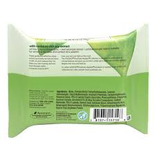 makeup removing face wipes