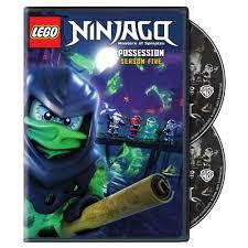 Lego Ninjago: Masters of Spinjitzu - Season 5 (Dvd)