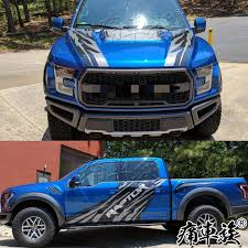 Hot Offer 2e4d Car Stickers Ford Raptor F150 Ranger Decals Body Appearance Decoration Modified Stickers Ranger Car Film Cicig Co