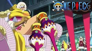 One Piece: 8 nàng công chúa