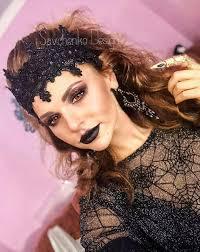 black lace crown evil queen crown