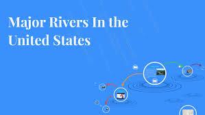 Major Rivers In the by twila Moore on Prezi
